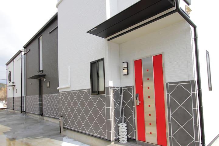 New Construction/Private House/Fujinokura A - Fujikawaguchiko-machi - Dom