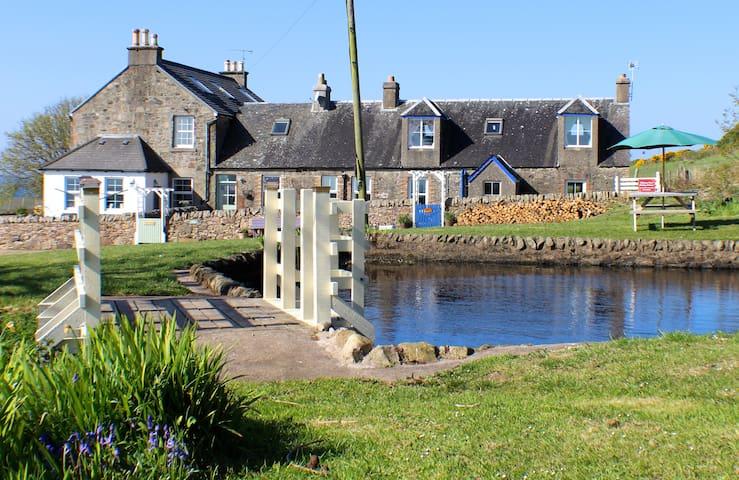 Millpond Cottage, Isle of Arran