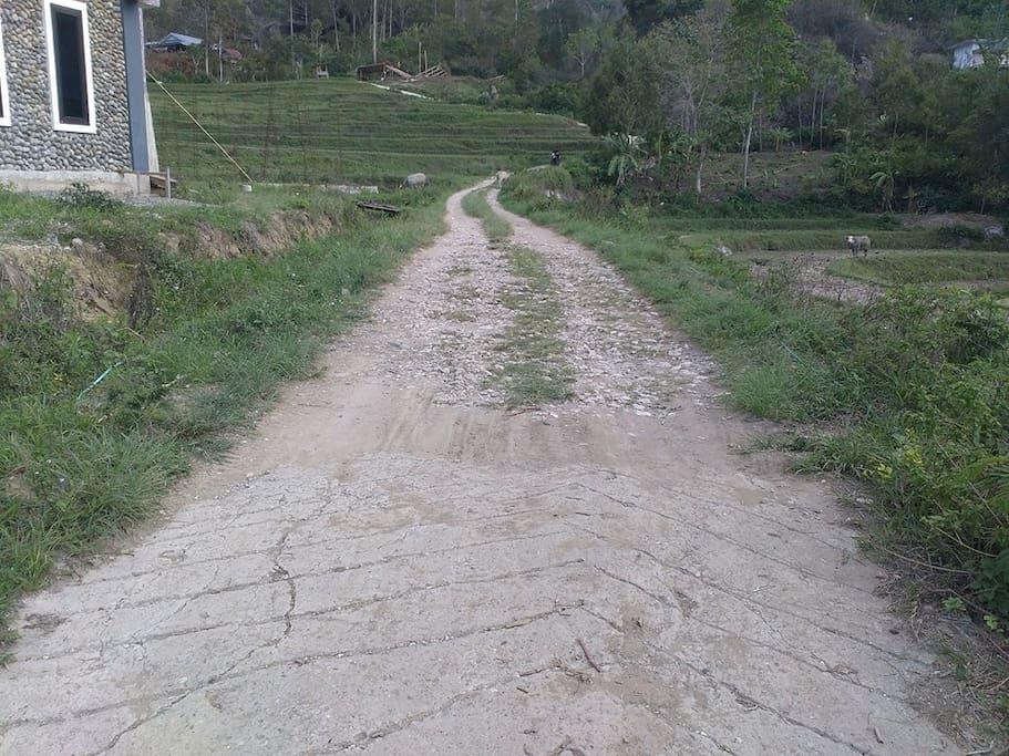 Jalan untuk Roda 4