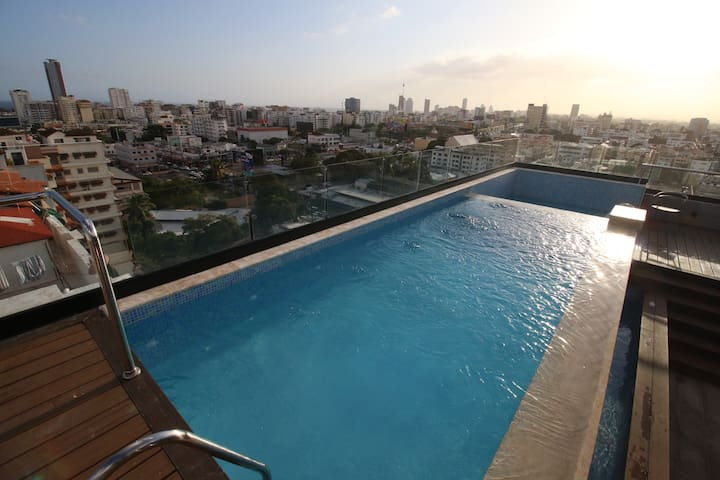 New centric  luxury apartment in Santo domingo !