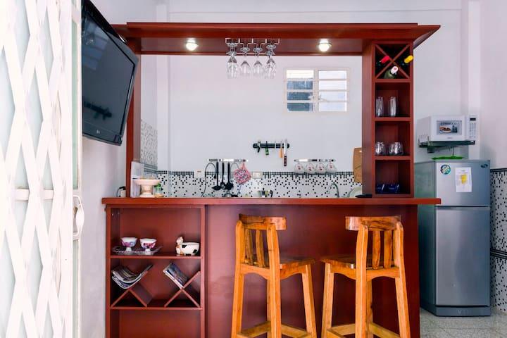 D´Dany.   zona de  23 Y 12 - La Habana - Wohnung