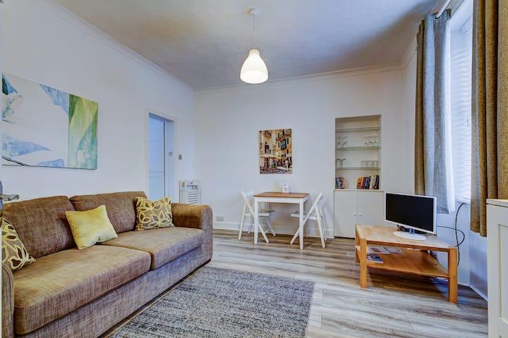 Apartment Caerlaverock Road, Ground Floor Flat