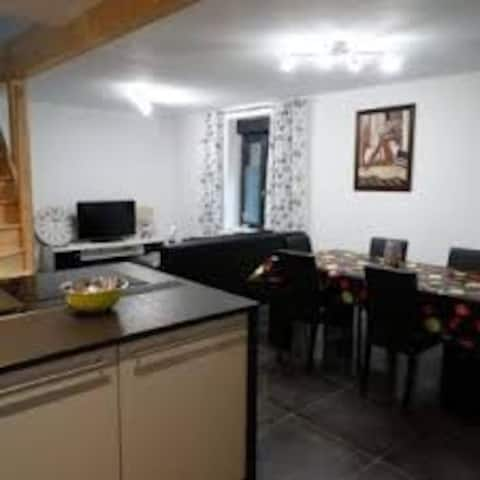 4-star duplex apartment for up to 6 guests