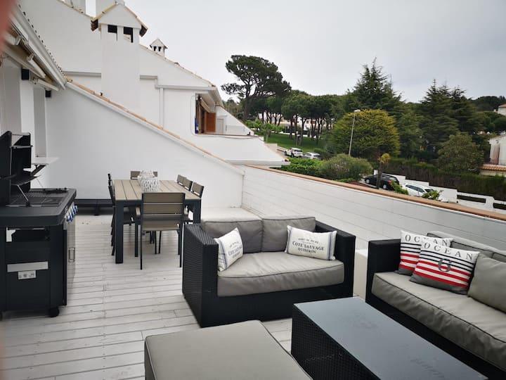 Apartamento con encanto en la Costa Brava