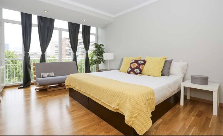 Apartamento con espectaculares vistas