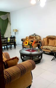 Muhammad Ali Pervez - Wohnung