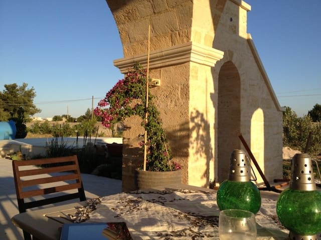 Masseria Ma'at 10 mins from the sea - Poggiardo - Bed & Breakfast