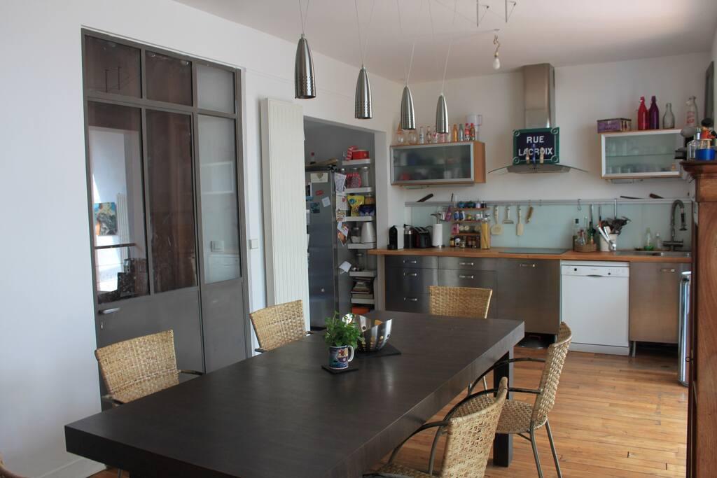 Maison d 39 architecte avec jardin houses for rent in issy les moulineaux le de france france - Maison architecte mark dziewulski ...