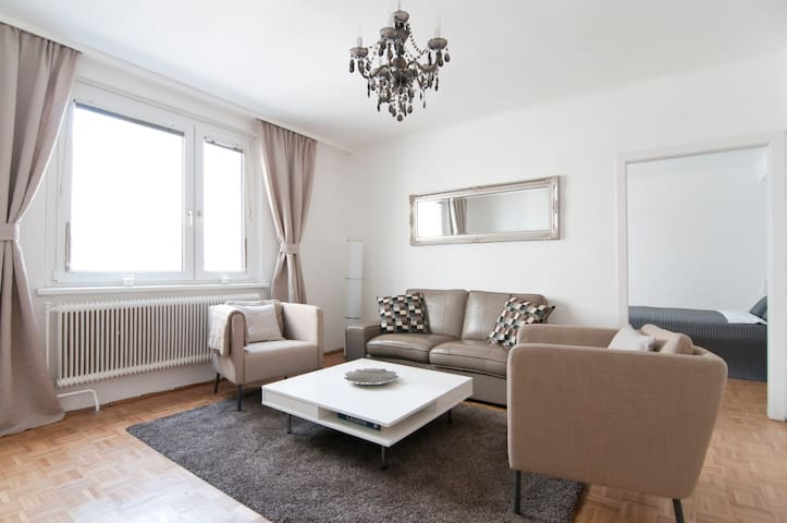 Charming city apartment in the heart of Vienna - Vienna - Lejlighed