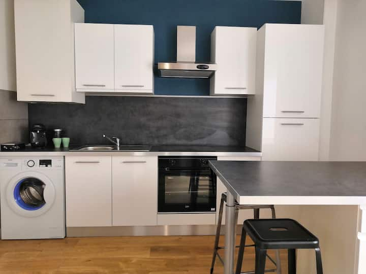 Appartement F2 Centre ville