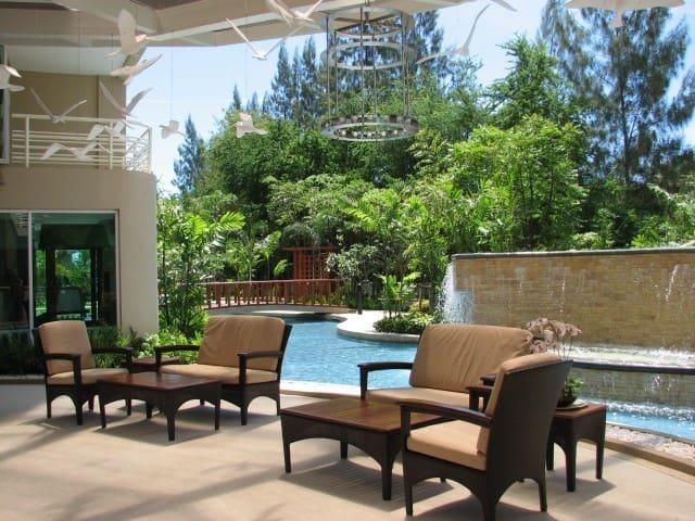 Baan San Ploen 2 BED - Tambon Hua Hin - Apto. en complejo residencial