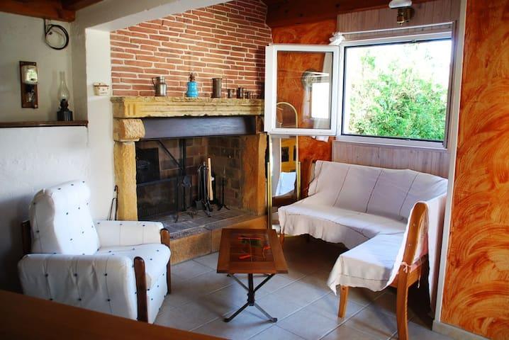 chambre d'hôtes jainon - Bessenay - Bed & Breakfast