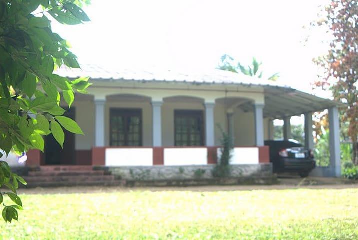 Arayanpara Homes - Vechoochira - Bungalov