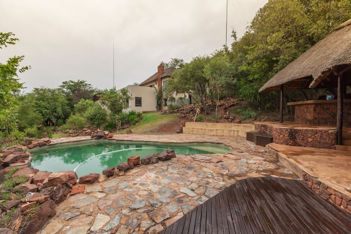 Game lodge in Broederstroom - Broederstroom - Inny