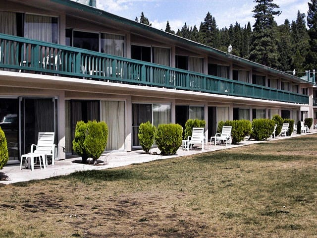 Lakefront Condo,  1 bd, 1 bath, Sofa bed, Unit 118 - Tahoe Vista - Appartement en résidence
