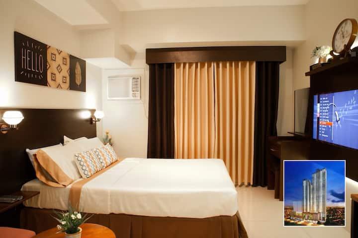 Myra's Bedsit 2 @ Horizons 101 Cebu City