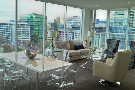 **SPECTACULAR** 2BR Luxury City - Adelaide - Apartmen