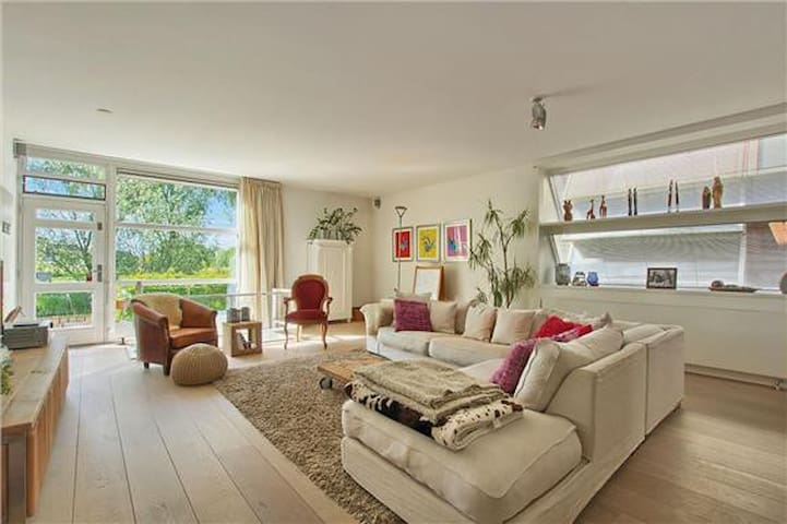 Quiet villa close to city centre - Amsterdam - Villa