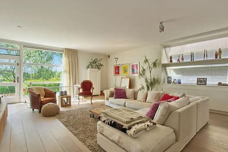 Quiet villa close to city centre - Amsterdam