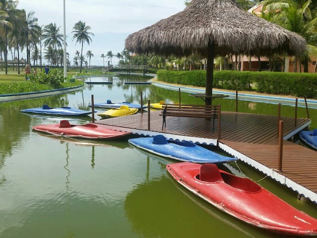 Resort Aquavile  vizinho ao Beach P