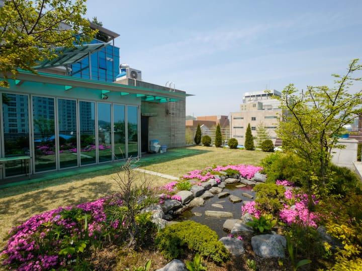 A Studio52 Gangnam/The k hotel/Yangjae  forest