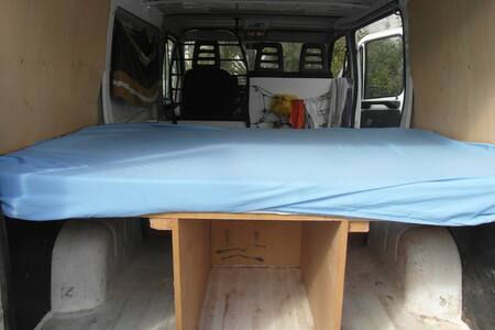 Room and van all in one - La Vegueta