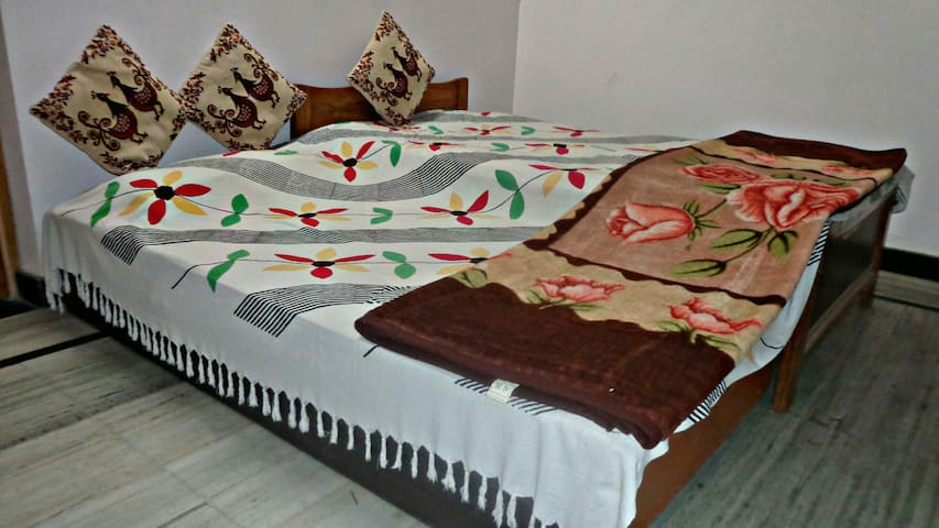 Nature's Paradise Homestay | AC Room
