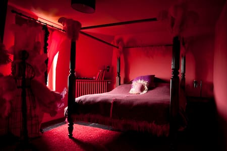 Chambre Moulin Rouge - Provins