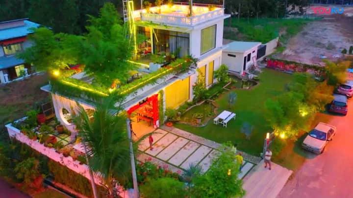 福發民宿 6000sqf Villa Bungalow 2 Min to Bentong Town