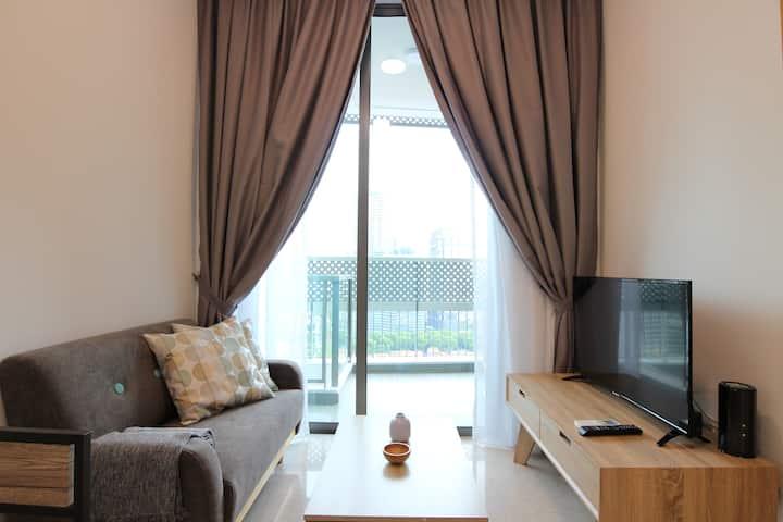 City-located 1BR loft apartment *BRAND NEW*