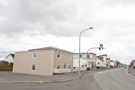 Pollahús apartments, second floor. - Sauðárkrókur