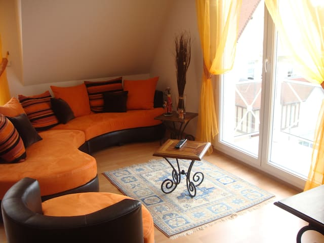 Great flat 150m from the beach ! - Merville-Franceville-Plage - Apartment