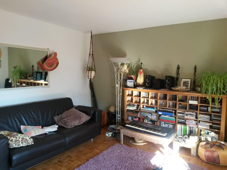 Chambre calme entre mer et colline appartements louer - Distance entre marseille et salon de provence ...