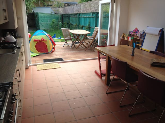 Oxford center ideal FAMILY house 2 - Oxford - Huis
