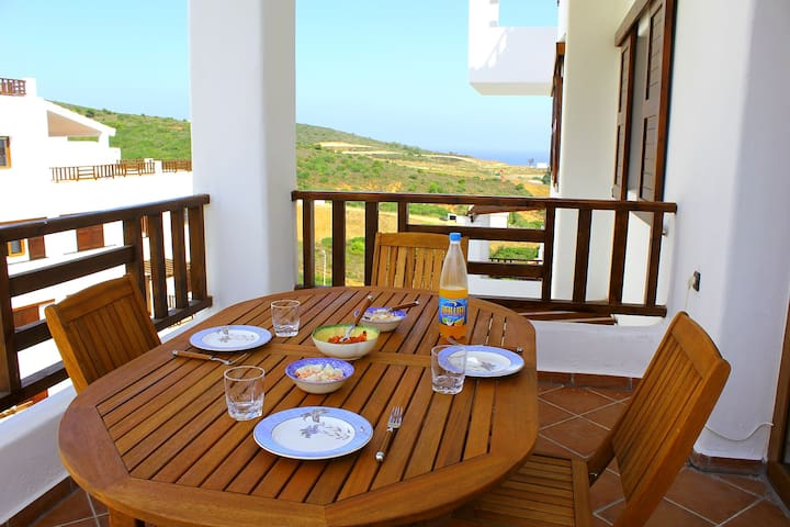Spacious flat in Cabo Dream - Beach view - Cabo negro - Flat