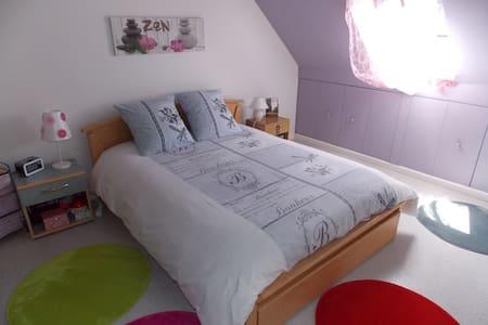 **BED&BREAKFAST près des Châteaux** - House
