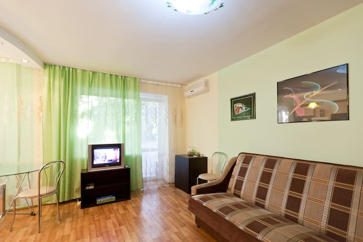 1 bedroom Apt in Odessa, by the sea - Odesa - Daire