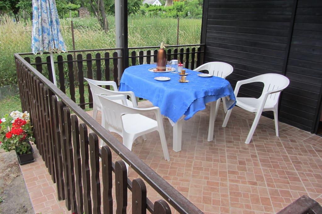 terasz/terrace
