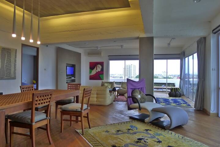 Loft on River in Chiang Mai city - Chiang Mai - Appartamento