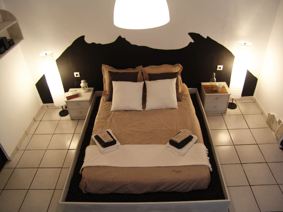 Peaceful stay in lanzarote yoga chambres d 39 h tes for Chambre yoga