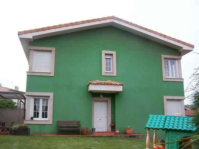 Casa en la playa al lado de Gijón - Xivares