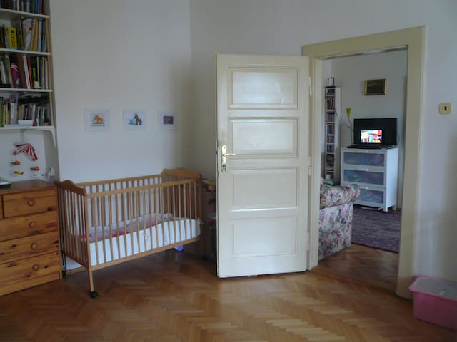 Bel appartement proche centre-ville - Prague - Apartment