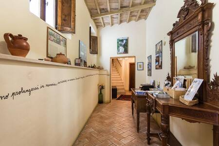 B&b romantico sui tetti dell'Umbria - Arrone - Apartment
