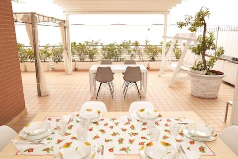Terrace Civitanova Life