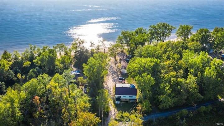 Lake Ontario Beach House Getaway-House #2