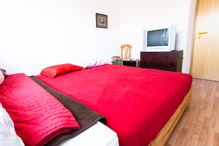 2 rooms,private appartment,max6Pers - Bed & Breakfast