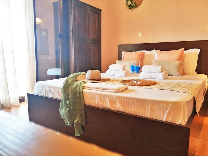 Ammouliani Pansion Anastasia double room