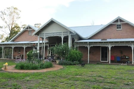 Hunter Valley Farm Stay - Leaflee 2 - Bed & Breakfast