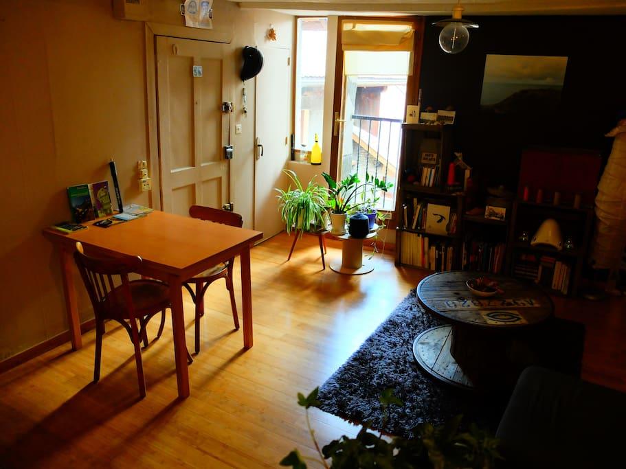 The living-room II