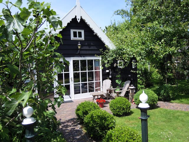 Gastenverblijf  De Zonnebloem / Bed and Breakfast - Veere - Chatka